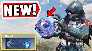 *NEW* REWIND CLASS IS BEST IN CALL OF DUTY MOBILE BATTLE ROYALE??