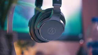 Audio Technica ATH-DSR7BT Review! Changed The Way I Do Reviews!