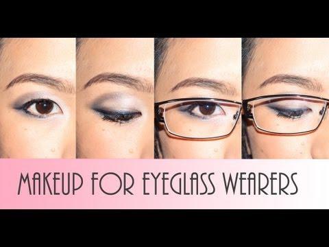 Makeup for Eye Glasses