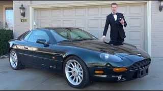 Here's Why the Cheapest Aston Martin Is also the Best Aston Martin (DB7)