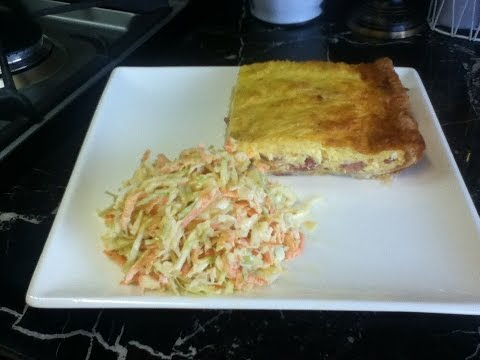 Easy Coleslaw Salad/Cabbage Carrot and Mayo Salad