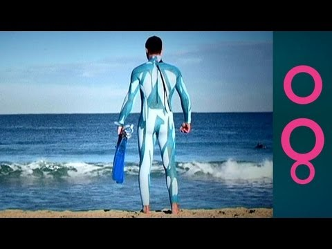 Shark-repellent wetsuits make surfers look less tasty