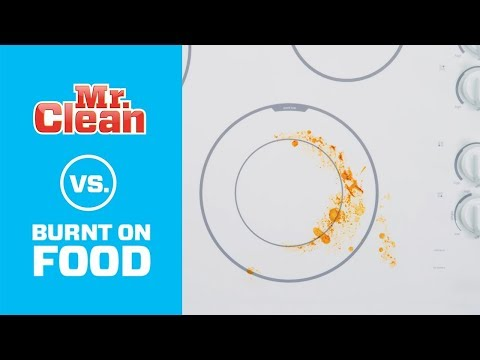 Remove Burnt Food from Dishes and Stove Top | Mr. Clean®