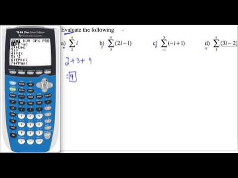 Greek letter for sum math 1 the sigma notation math calculator.