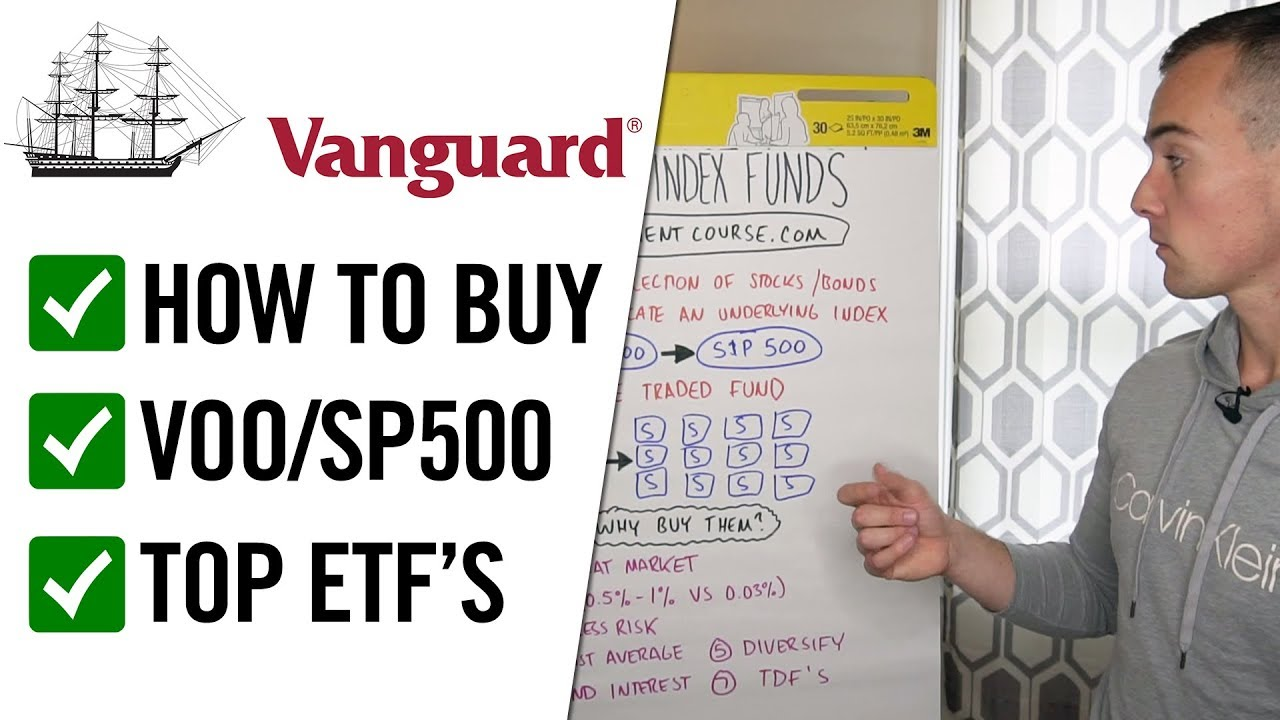 Vanguard Index Funds For Beginners In 2021