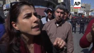 Jordanians protest price hikes and corruption