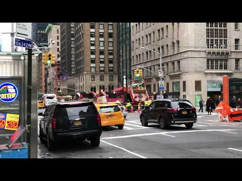 Mothers' Day in Manhattan, New York (5-13-18)