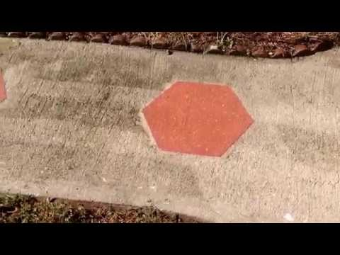 Concrete cleaning in Warner Robins Ga