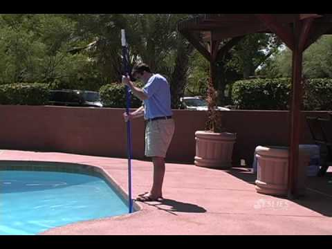 Basic Pool Care - Clean the surface, baskets, brush the pool, clean the waterline, and vacuum