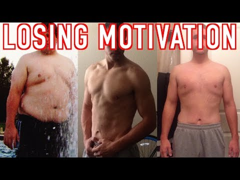 Losing Motivation To Lose Weight?
