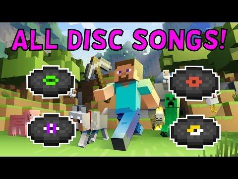 C418's Minecraft Music Disc Playlist (2017)