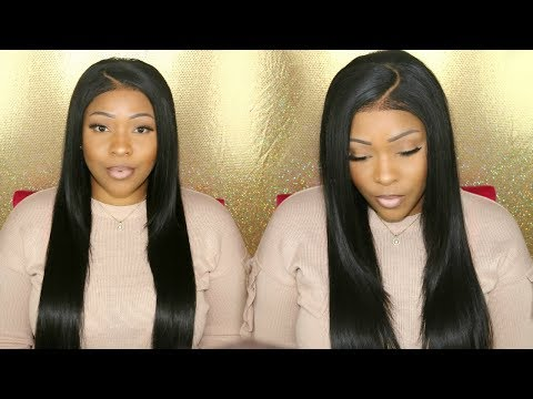 BOMB Affordable & Top Quality Straight Hair |  West Kiss Hair