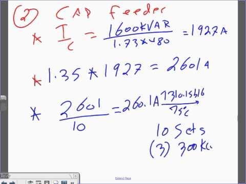 Power Factor Correction Calculations 02 13 14