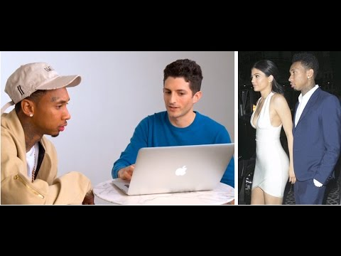 Kylie Jenner A Touchy Topic In Tyga Q&A