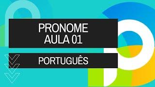 Português para concursos públicos - Pronome - Parte 01