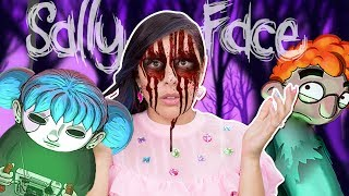 THE TRUTH BEHIND THE FACE   Sally Face Episode 2 - The Wretched