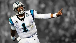 Cam Newton Trophies 2015 Mvp Season Highlights