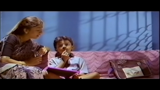 Manedevru Kannada Movie | Sudharani Angry About Ravichandran Comedy Dialogues With Son