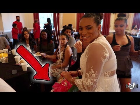 GIVING EMBARRASSING GIFTS FOR GRADUATION - The Omar Gosh Vlogs