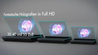 holoBOX2 mit holo active touch