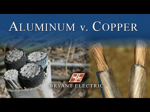 Aluminum v. Copper Wiring