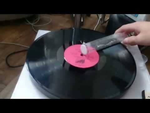 DIY Vinyl Record Cleaning Machine