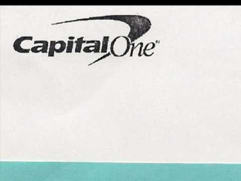 My Recorded Phone conversation with Capital One Credit Card Company