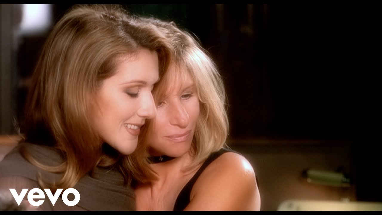 Céline Dion & Barbra Streisand - Tell Him (Duet With Barbra Streisand)