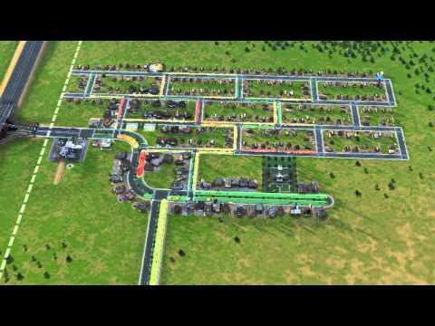 Sim City - Update 2.0 Traffic Problems