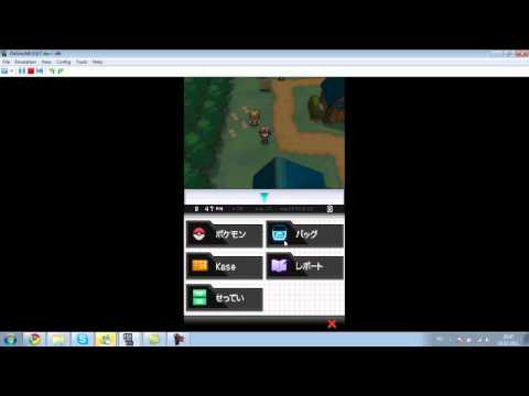 Pokemon Black and White - Rare Candy Code/Cheat - How To Use Action Replay Codes - [HD]