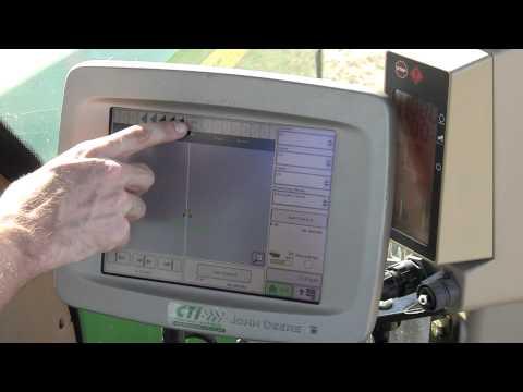 John Deere Greenstar GS2 Display Shift Track Fundamentals