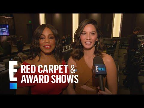 Hear How Niecy Nash & Olivia Munn Got Their SAG Card | E! Live from the Red Carpet