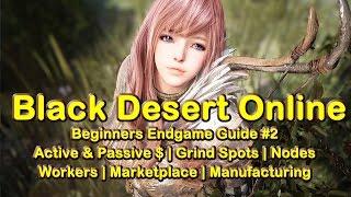 Black Desert Online (BDO) Beginners Endgame Guide #1 - Purpose