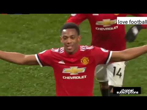 Manchester United vs Stoke City 3-0 - All Goals & Extended Highlights - EPL 15/01/2018 HD
