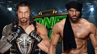 WWE Money in the Bank 2018 - Roman Reigns vs Jinder Mahal