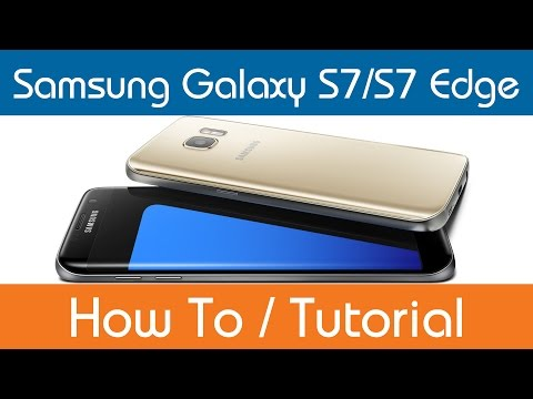 How To Adjust Vibration Settings - Samsung Galaxy S7
