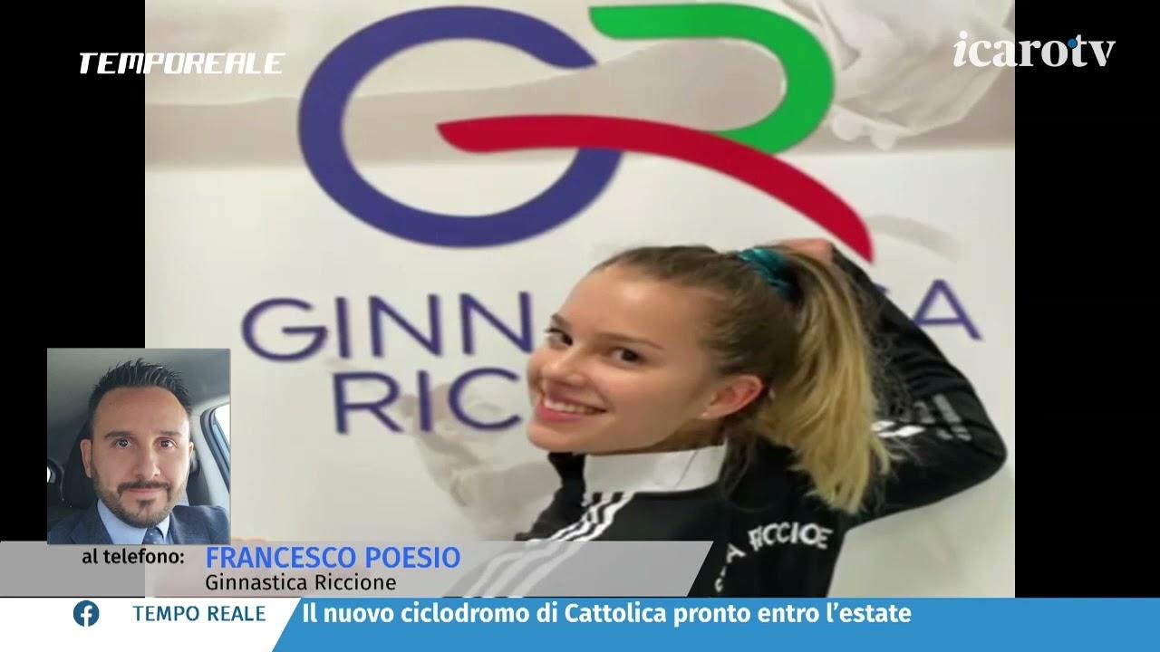 La Ginnastica Riccione sfiora i playoff nel primo anno di A2. Intervista al presidente Poesio