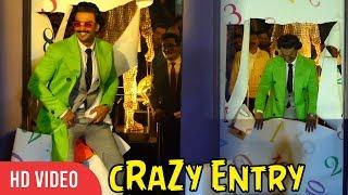 Ranveer Singh cRaZy Entry at Franck Muller Event | Viralbollywood