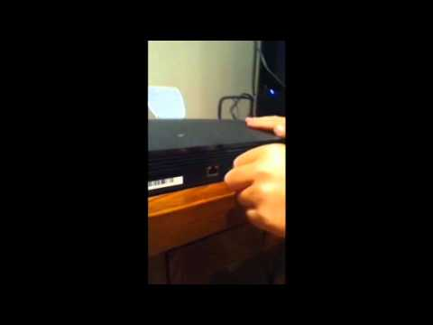 How to set up HDMI cable for ps3