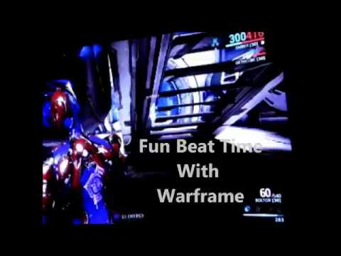 Fun Beat time with Warframe