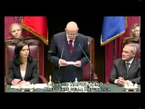 Napolitano: dare all'Italia governo di cui ha bisogno