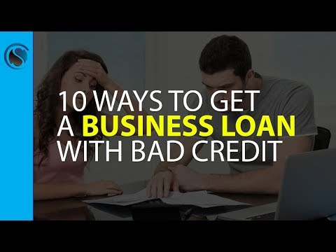 Periscope...10 Ways to Get a Business Loan with Bad Credit