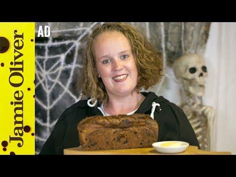 Irish Fruit Loaf  'Barmbrack'  KerryAnn Dunlop - AD