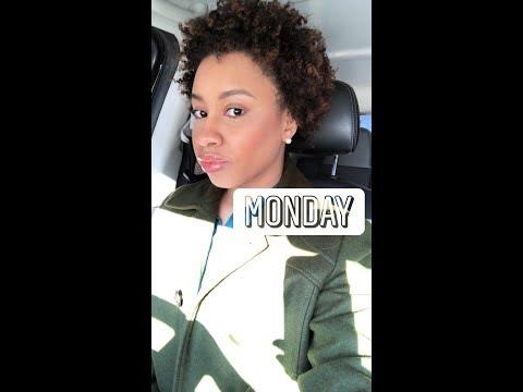 Vlog Week 17: Beauty School - Extractions & Makeup