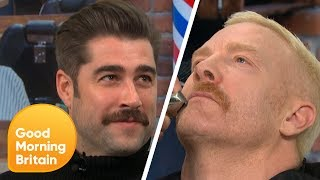 The Importance of Raising Awareness for Movember | Good Morning Britain