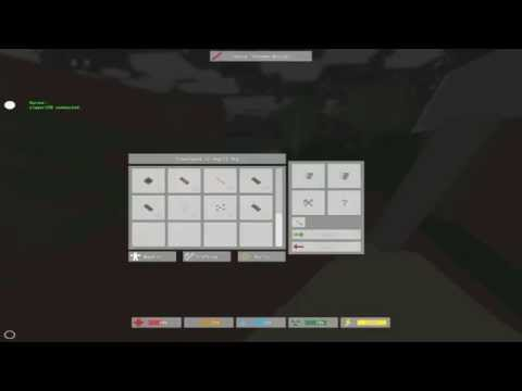 Unturned- How to Build a house