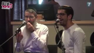 "#x202b;""תרבות דיבור"" - המפגש בין אברהם פריד וחנן בן ארי#x202c;lrm;"