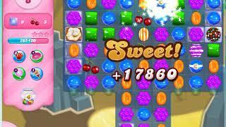 Candy Crush Saga Level 2854