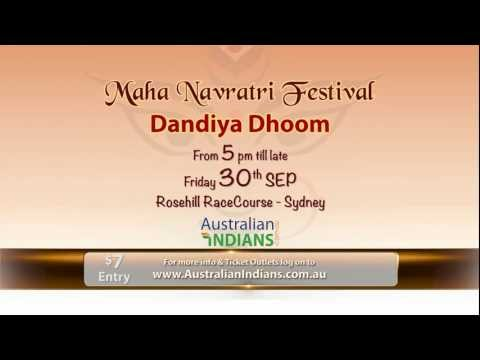 Maha Navratri Festival in Sydney-30th Sep. 2011