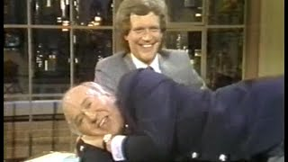 Carl Reiner Collection on Letterman, 1983